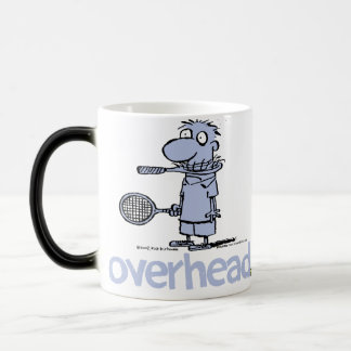 Groundies- Overhead Mug (Right hand)