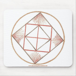 Grounding Mandala Mouse Pads