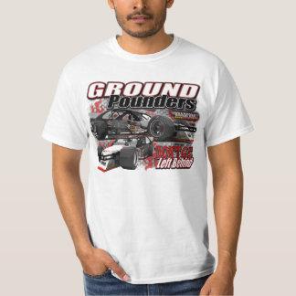 Groundpounder T Shirt Front Design