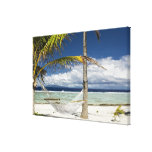 Grounds and scenics of the new luxury St. 2 Canvas Print