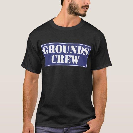 Grounds crew t-shirt