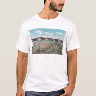 Grounds View of General Hospital, Presidio T-Shirt