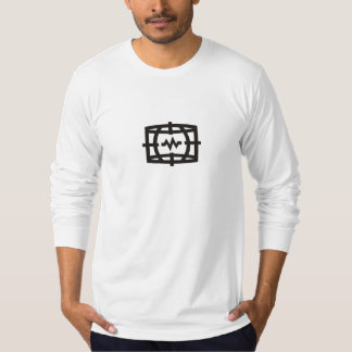 GroundWaves Long Sleeve Fitted Tee