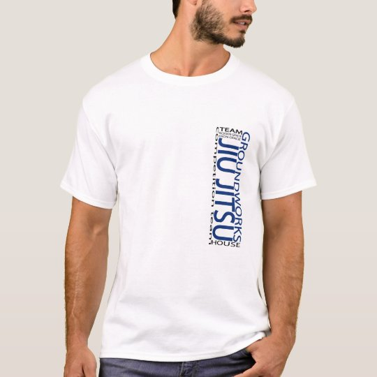 Groundworks Logo T T-Shirt