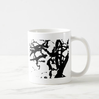 Group acrobatics coffee mug
