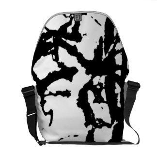 Group acrobatics Medium Messenger Bag