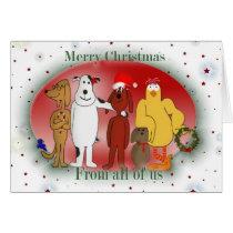 Group Christmas Card