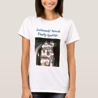 group -cruise, Zuchowski Annual Family Reunion T-Shirt