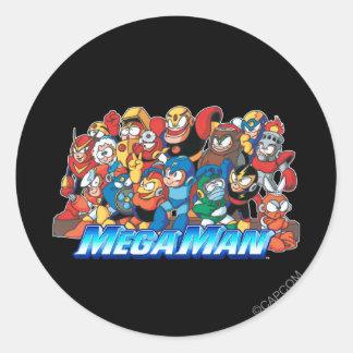 Group Hug Classic Round Sticker