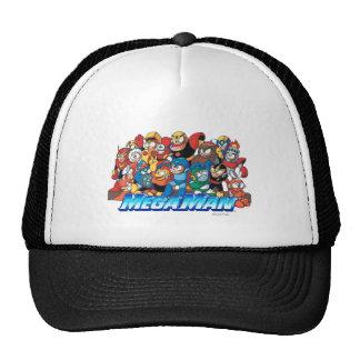 Group Hug Mesh Hats