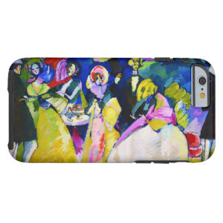 Group in Crinolines by Wassily Kandinsky Tough iPhone 6 Case