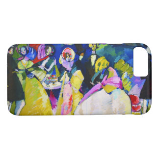 Group in Crinolines by Wassily Kandinsky iPhone 8/7 Case