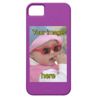 Group in target of baby with sunglasses iPhone SE/5/5s case