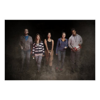 Group Movie Poster - Horizontal
