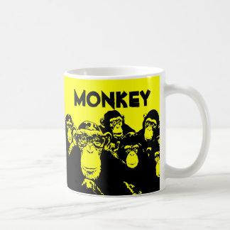 Group o Monkeys Mug