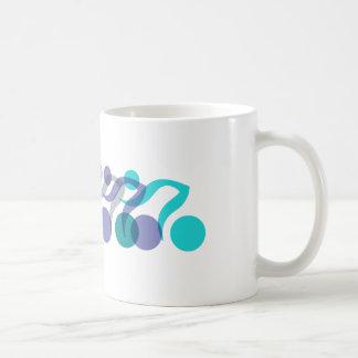 Group of Bikers Coffee Mug