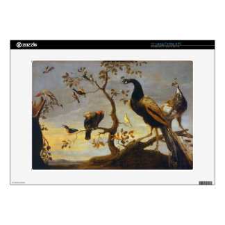 Group of Birds Perched on Branches  Frans Snyders Laptop Decal