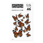 Group of Butterflies Stamps
