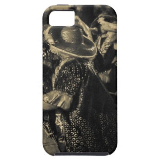 Group of Candombe Drummers at Carnival Parade iPhone SE/5/5s Case