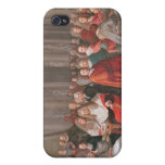 Group of Distinguished Gentlemen Born  Abbeville iPhone 4 Cover