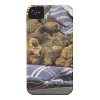 Group of italian expensive white truffles iPhone 4 Case-Mate case