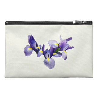 Group of Japanese Irises Travel Accessories Bag