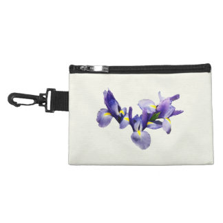 Group of Japanese Irises Accessory Bags