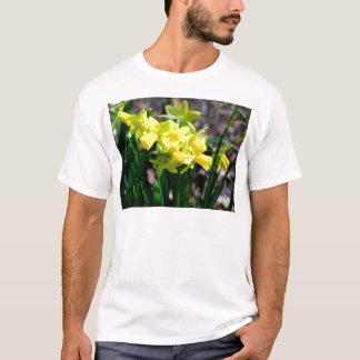 Group of Little Yellow Daffodils T-Shirt