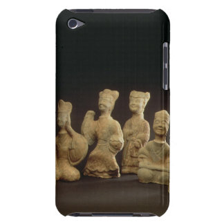 Group of Musicians, Dancers and Servants (terracot Case-Mate iPod Touch Case