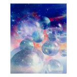 Group of Planets Poster
