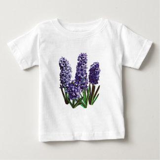 Group of Purple Hyacinths Kids Tees