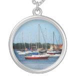 Group of Sailboats Newport RI Custom Jewelry