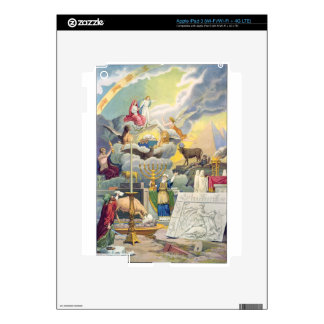 Group of tho World's Religions iPad 3 Skin