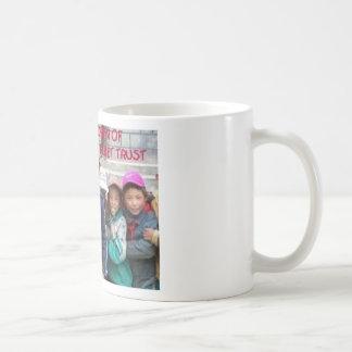 GROUP OF TIBETAN BOYS3 COFFEE MUG