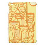 Group of Tikis Cover For The iPad Mini
