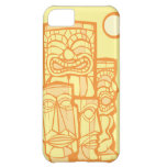 Group of Tikis iPhone 5C Cases