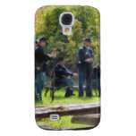 Group of Union Soldiers Galaxy S4 Covers