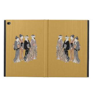Group of Vintage Japanese Geisha Women Powis iPad Air 2 Case