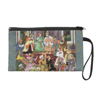 Group of Whirling Dervishes, from the Large Clive Wristlet
