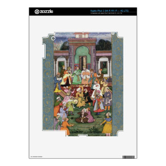 Group of Whirling Dervishes, from the Large Clive Decals For iPad 3