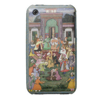 Group of Whirling Dervishes, from the Large Clive iPhone 3 Cover