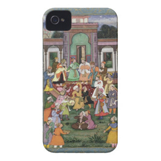 Group of Whirling Dervishes, from the Large Clive iPhone 4 Cover
