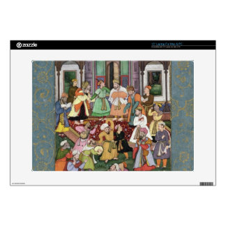 Group of Whirling Dervishes, from the Large Clive Laptop Decal