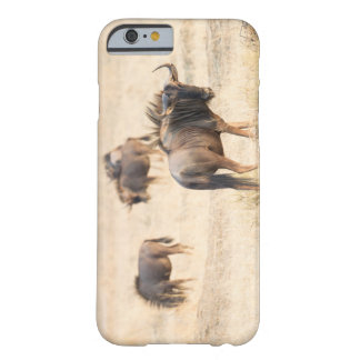 Group of wildebeest barely there iPhone 6 case