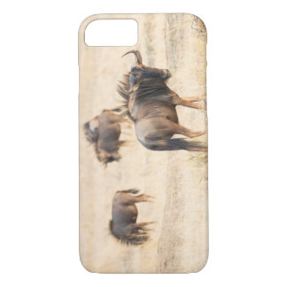 Group of wildebeest iPhone 8/7 case