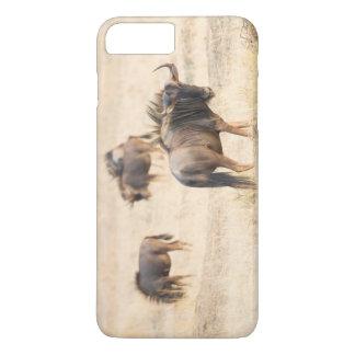 Group of wildebeest iPhone 8 plus/7 plus case