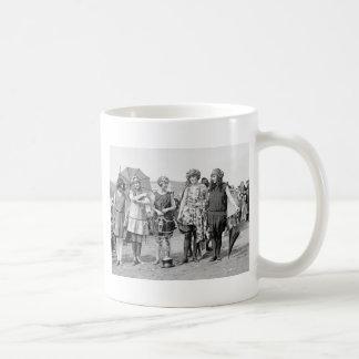 Group of Winners: 1922 Mugs