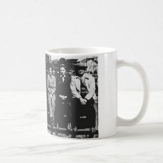 Group of Women Welders During World War Two Coffee Mug