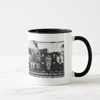 Group of Women Welders During World War Two Mug