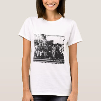 Group of Women Welders During World War Two T-Shirt